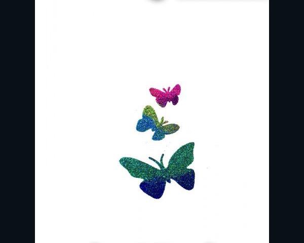 35 Quick Tattoo Motyle Kuglarstwopl