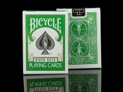 Karty Bicycle Poker deck green back