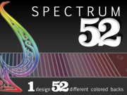Karty Bicycle Spectrum 52