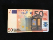 Bill Flash Paper Of Euro