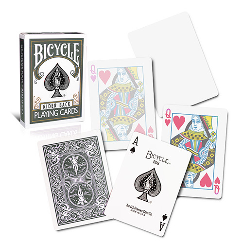Karty Bicycle Poker Deck - Grey Back