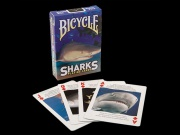 Karty Bicycle Sharks