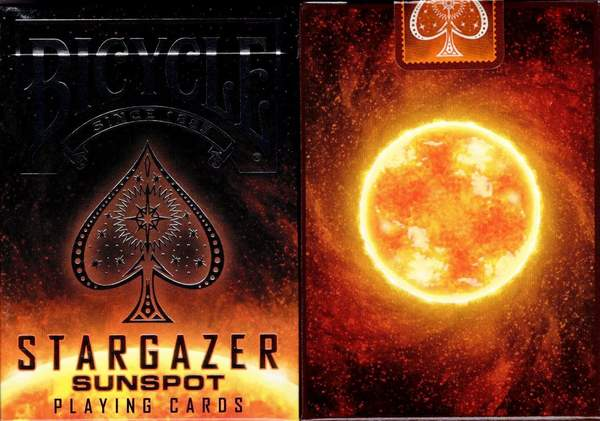 Karty Bicycle Stargazer Sunspot