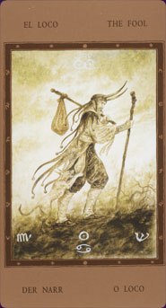 Tarot The Labirynth PL